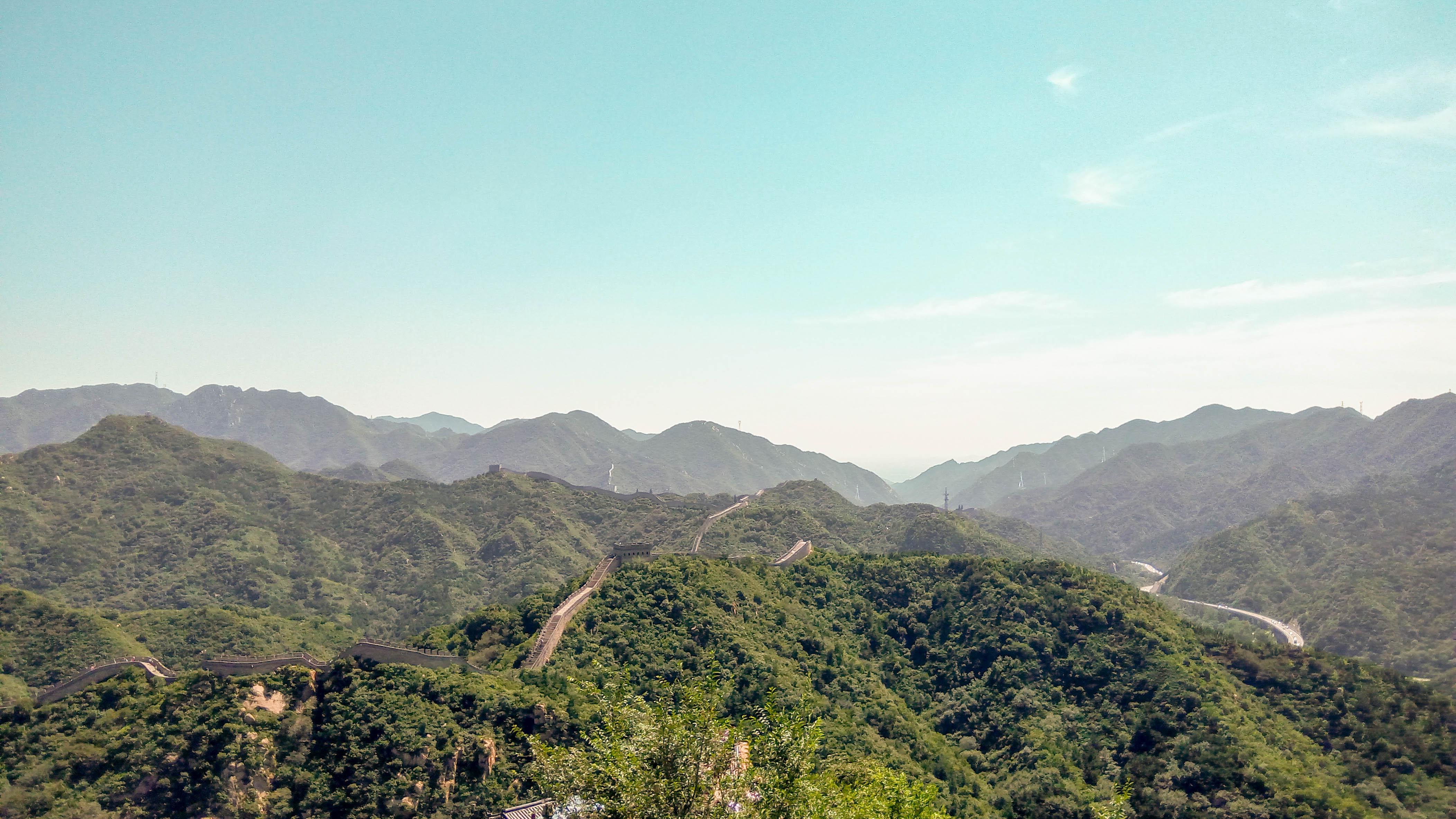 Great Wall Landscape